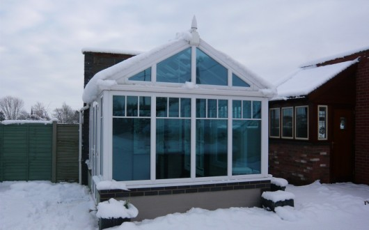 Conservatory Gable End