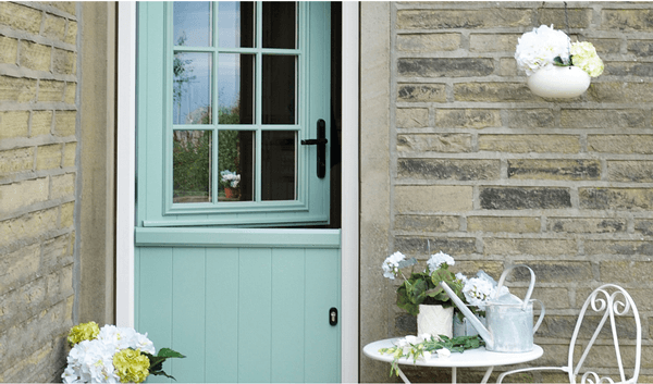Composite Door - stable door