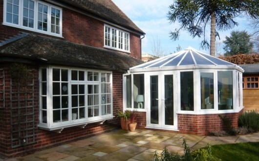 Conservatory - Victorian Hip Back