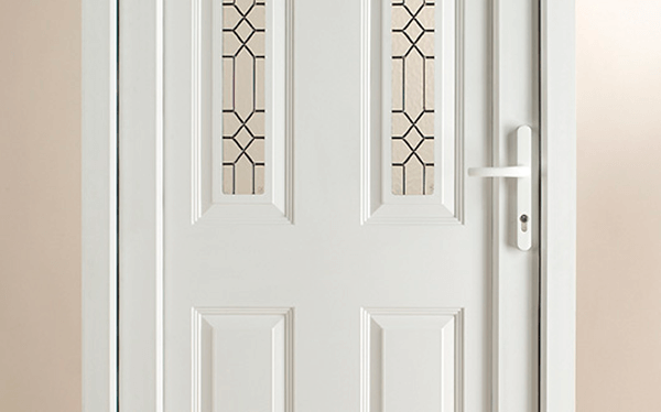 UPVC Door White